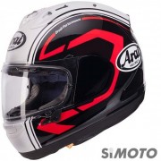 ARAI RX7 V STATEMENT BLACK