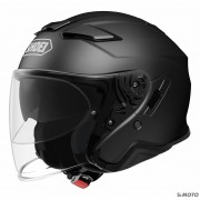 SHOEI J-CRUISE 2 NERO OPACO