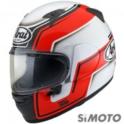 ARAI PROFILE V BEND RED