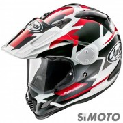 ARAI TOUR-X 4 DEPART RED