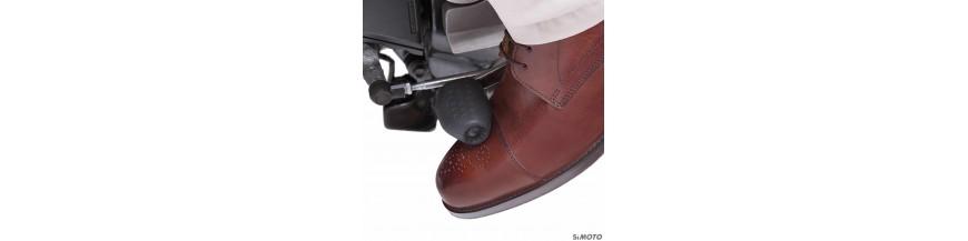 TUCANO SALVASCARPE NEW FOOT-ON NERO