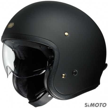 SHOEI J-O NERO LUCIDO
