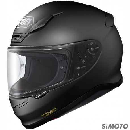 SHOEI NXR NERO OPACO