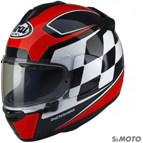 ARAI CHASER-X FINISH RED